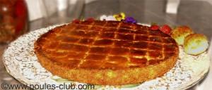 Gâteau breton au beurre salé de Guérande