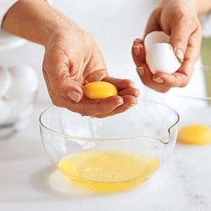 Recettes avec jaunes ou blancs d'oeufs