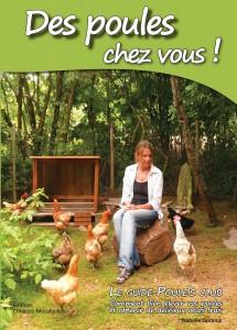 Le guide Poule's Club version papier : Des poules chez vous !