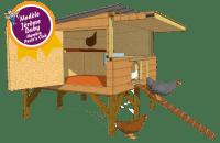 Poulailler Bellevue