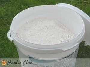 La terre de diatomée pour les poules : toutes les utilisations