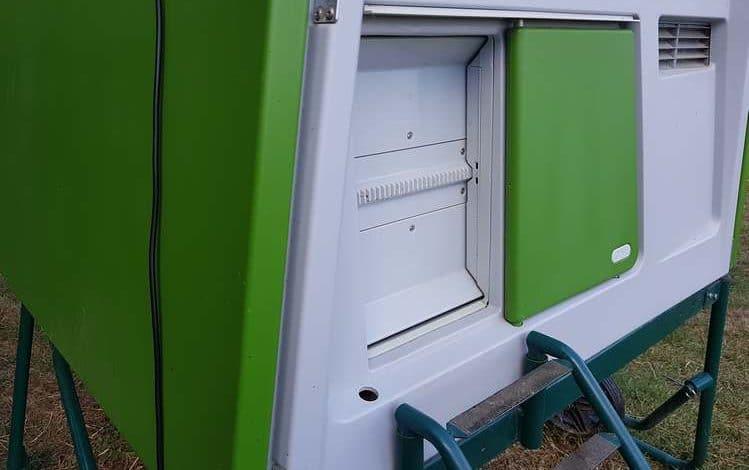 Porte automatique compatible tous poulaillers