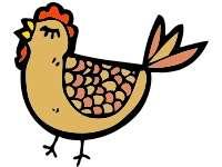 Quelle taille de poulailler pour 3 ou 4 poules
