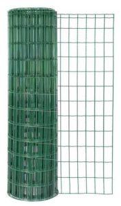 Grillage vert soudé maillage large