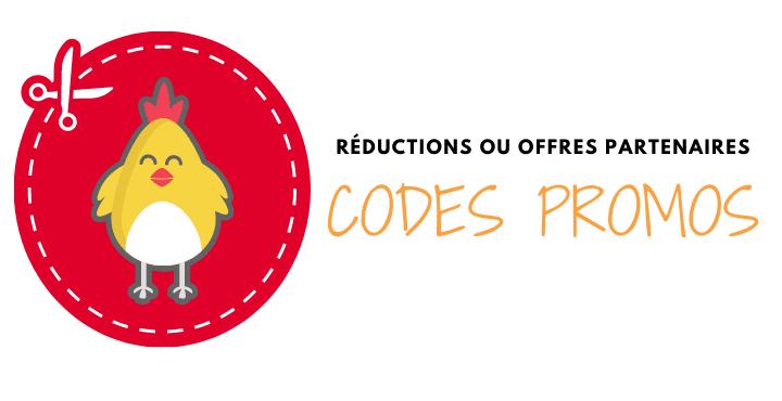 Codes promo et réductions accessoires poules