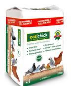Litière poules en copeaux de bois