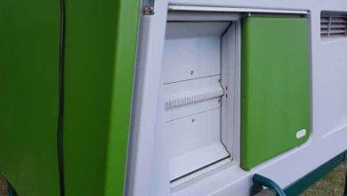 Tous les avantages de la porte automatique Omlet